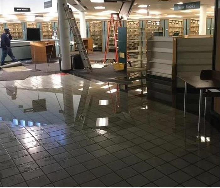 Business Interruption From Flooding