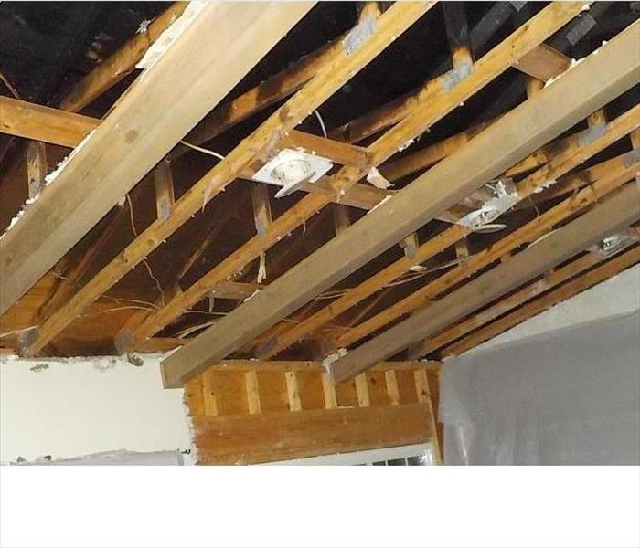 Structure Repairs After a Fire