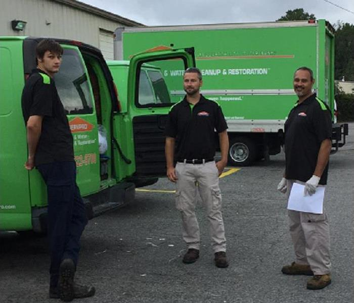 Morning Rituals at SERVPRO® of Elizabeth City/Outer Banks