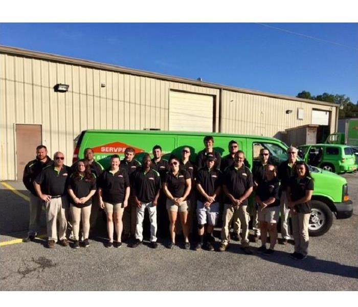 General For Immediate Service in Elizabeth City/Outer Banks, Call SERVPRO of Elizabeth City/Outer Banks