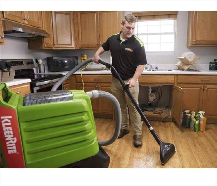Why SERVPRO Let SERVPRO Remove the Water From Your Home in Elizabeth City/Outer Banks