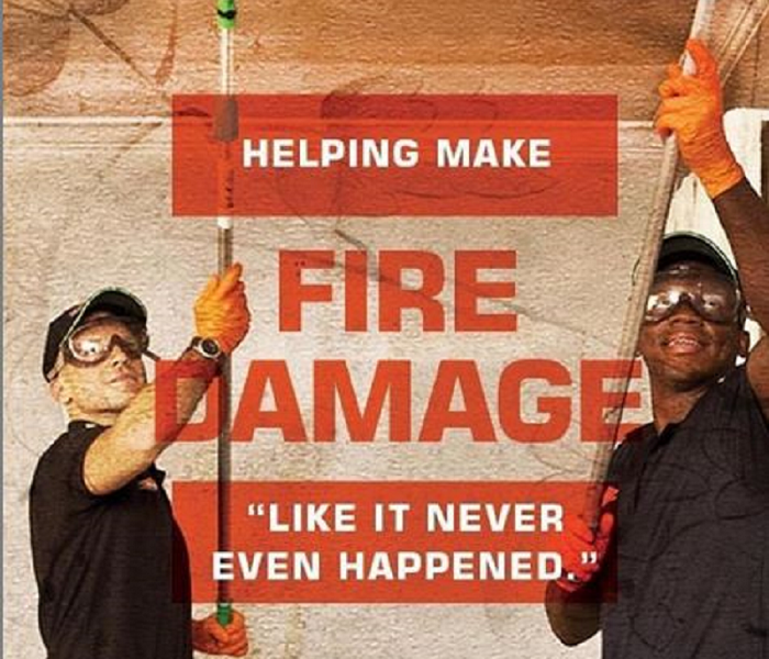 Fire Damage Smoke Damage:  How It Hurts Your Home