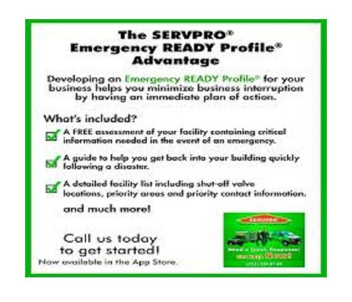 Why SERVPRO Does Your Business Have a Contingency Plan?