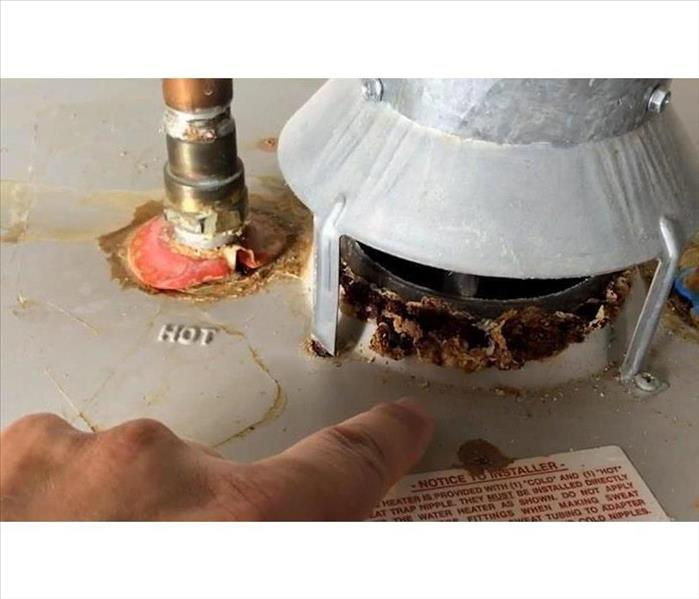 Water Damage Reasons Why You Should Replace Your Water Heater