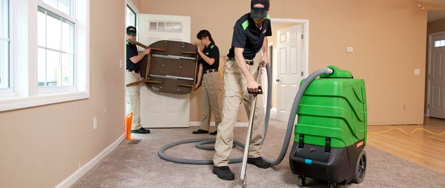 Elizabeth City, NC residential restoration cleaning